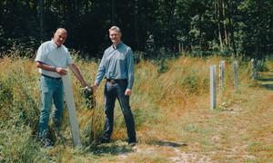 Nederland Plus: Neue Pflanzen für Nationalpark