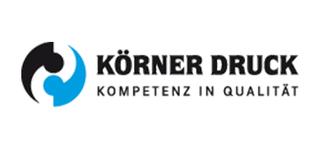 Logo Körner Druck